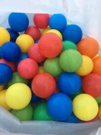 Children's ball-pit balls