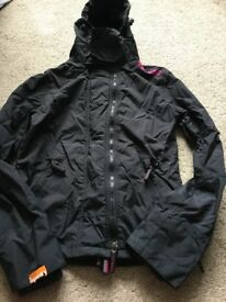 Superdry Jacket with hood