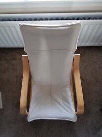 Child's Ikea chair