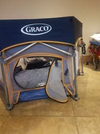 Graco play pen great condition.