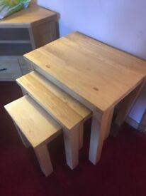 Oak Nest if Tables