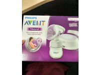 For Sale Brand New Philip Avent Electric Breast Pump