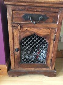 Dark wooden Furniture 3 Pieces