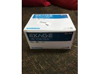 Fishing Real - Shimano Exage 4000RA Brand new in box, never used. (LOT No.24)