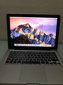 APPLE MACBOOK PRO 13.3 INCH DUAL CORE I5(2.5GHZ SPEED)LAPTOP(PRISTINE CONDITION)