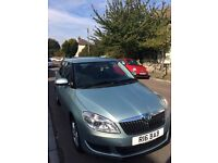 Skoda Fabia 2011 SE TSI 1.2 in excellent condition with service history and low milage