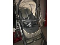 Silver cross 3D pushchair life's little journey