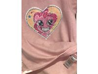 My little pony changing sequin top