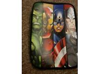 Marvel tablet cover