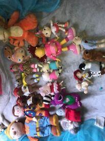 Massive bundle of teddy's