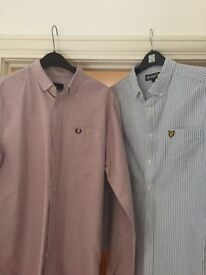 Lyle & Scott & Fred Perry Shirts
