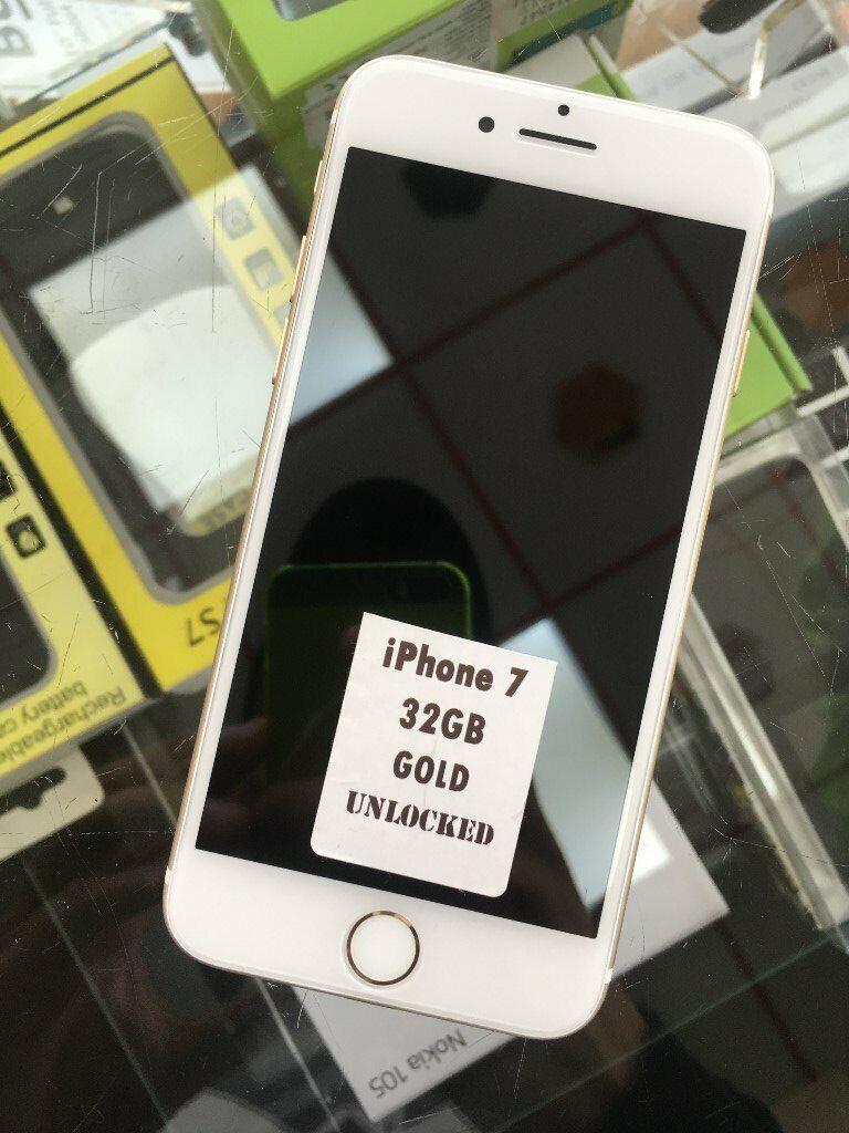 Apple iPhone 7 Plus 32GB Gold Unlocked CHEAP CHEAP CHEAP | in Bradford,  West Yorkshire | Gumtree