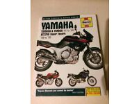 yamaha xtz750/tdm850/trx850 workshop manual