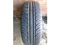 Part Worn Tyre 185/55/15 Kumho Ecsta. Like New