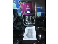 Russell Hobbs filter coffee machine, with instruction booklet