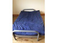 Bluse sofa bed in very good condition