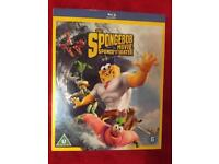 Spongebob Out Of Water Movie [Blu-ray] [Like New]