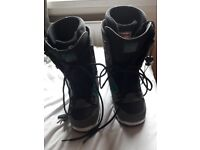 Size 8 boarding boots