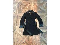 Dolce & Gabbana (D&G) Black Coat