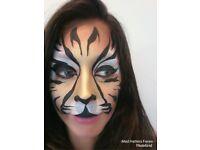 ***£30 per hour professional Face Painter Face Painting Face Painters Kids Party Childrens Parties**