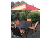 Kettler Garden furniture set