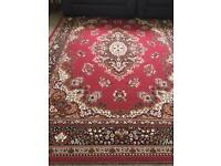 Large oriental Persian rug