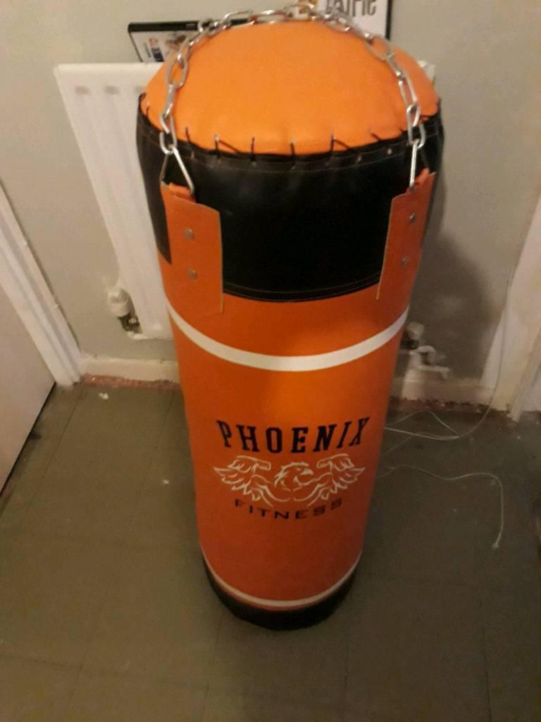 Phoenix Punching Bag