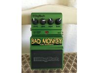 Digitech Bad Monkey tube screamer (the best)