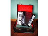 Guerrini Piano Accordion (96 Bass) FOR SALE