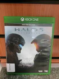 """XBOX ONE GAME """"HALO 5"""""""