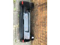 2011 VW Golf Rear Bumper (with PDC holes)