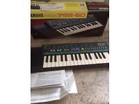 Keyboard portable Yamaha.