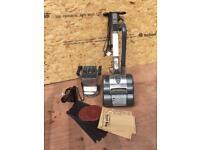 Floor Sanders Hiretech HT8-1.2 & HT7-2 ( Serviced ) 240v Plus Abrasives