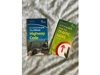 Theory test books