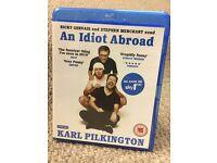 An Idiot Abroad (Blu Ray)