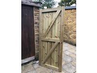 Framed Ledged & Braced Gate/Door