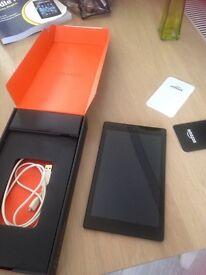 Amazon kindle fire HD8 new in box