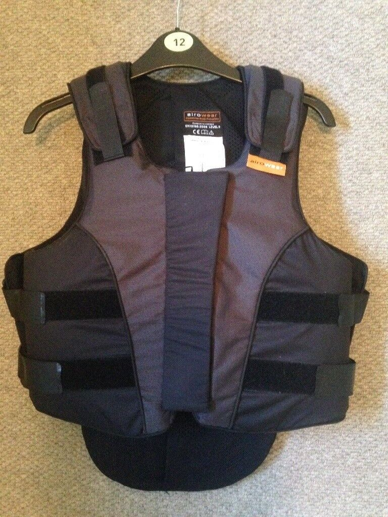 Equestrian Body protector by Airowear
