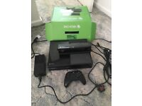 Xbox One 500gb 5 Games Fifa 18 One Controller And Kinect