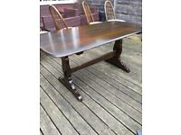 Vintage Ercol Dining Table