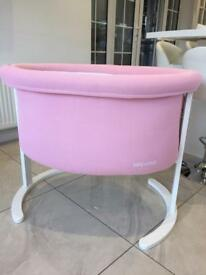 Micuna Smart Cradle Pink