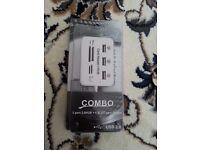 Combo Card reader + HUB