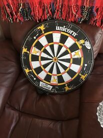 Simpsons dartboard