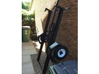 Dave Cooper 2 Bike Motorcycle trailer
