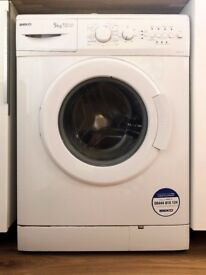 Beko Slim Depth Washing Machine WM5120W - 5 kg, depth 48cm