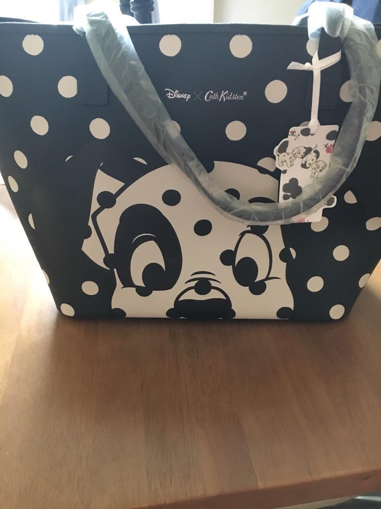 Cath Kidston 101 Dalmatian Disney Bag Limited Edition