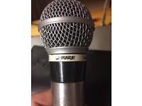 Shure 565D microphone