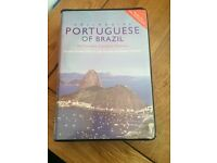 COLLOQUIAL : Portuguese Of Brazil, Beginners Course - Books & CD's & Cassettes £20