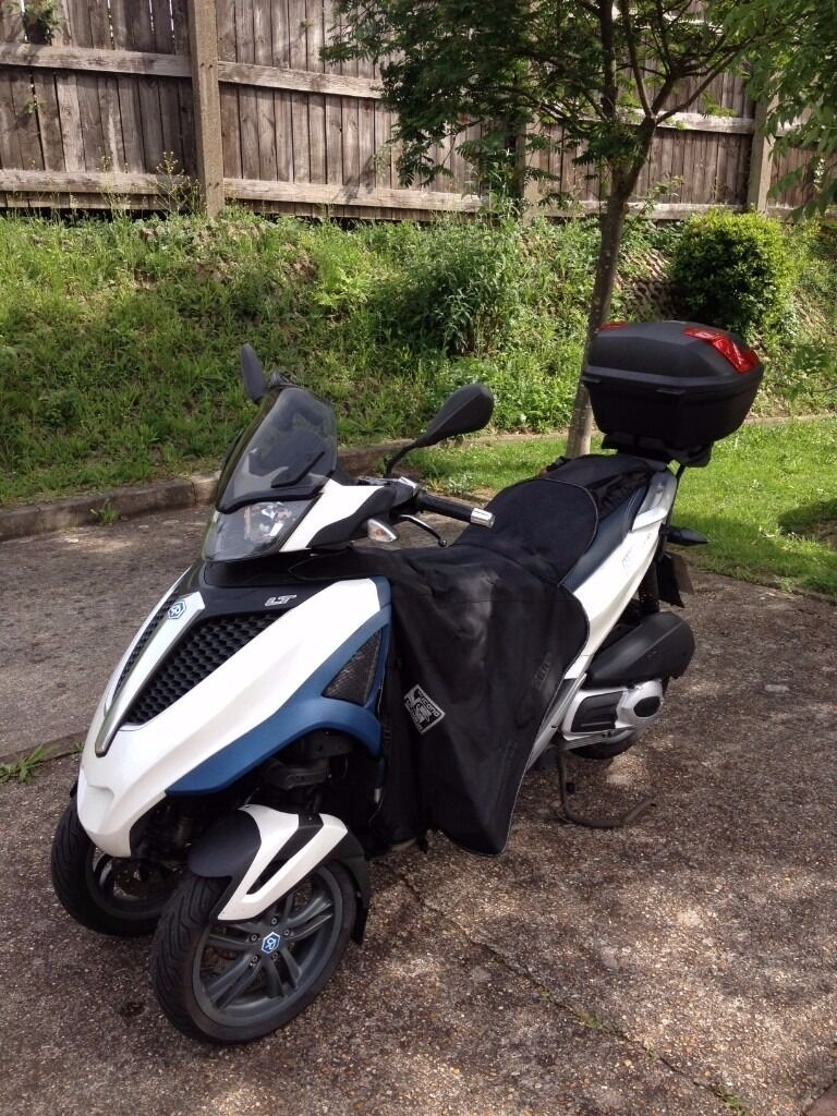 piaggio mp3 300 yourban sport lt in greenford london gumtree. Black Bedroom Furniture Sets. Home Design Ideas