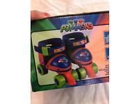 Kinds PJ mask roller skates